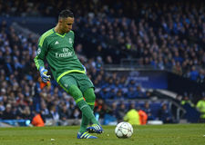 Keylor Navas Stock Photo