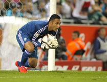 Keylor Navas of Real Madrid Stock Image