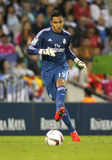 Keylor Navas of Real Madrid Royalty Free Stock Photography