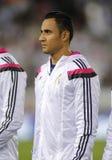 Keylor Navas of Real Madrid Stock Photography
