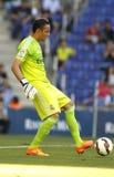 Keylor Navas of Real Madrid Stock Images