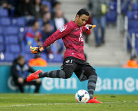 Keylor Navas of UD Levante Stock Photography