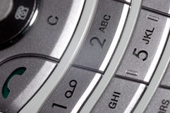 Keypad 1 Royalty Free Stock Photos