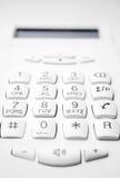 Keypad. Phone keypad, communications, telephone, numbers Stock Images