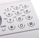 Keypad Stock Photo