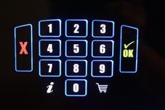 keypad images stock