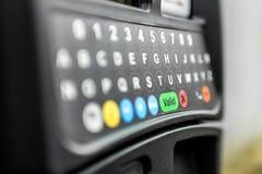 keypad images libres de droits