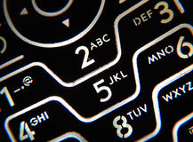 keypad Imagem de Stock