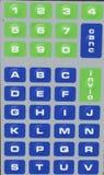 keypad photos stock