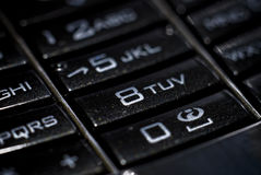 Keypad Royalty Free Stock Image