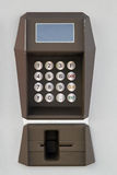 Keypad ATM Royalty Free Stock Images