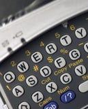 Keypad Closeup Stock Photos