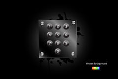 Keypad Vector Stock Photography