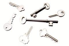 Keys Royalty Free Stock Photography