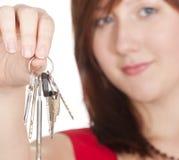 Keys Stock Photography