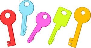 Keys Stock Photo