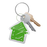 Keys 2 Royalty Free Stock Photos