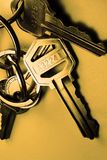 Keys. My keys stock images