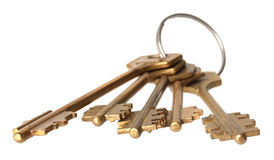 Keys. Royalty Free Stock Images