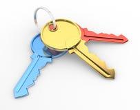 Keys Royalty Free Stock Photos