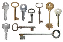 Keys. Stock Image