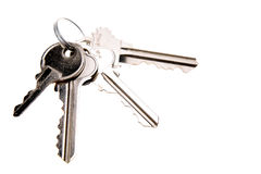 Keys Royalty Free Stock Photography