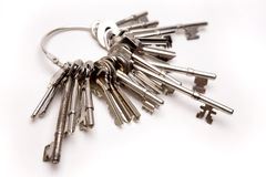 Keys Royalty Free Stock Photos