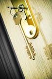 Keys. Royalty Free Stock Photo