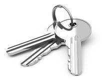 The keys Royalty Free Stock Photography