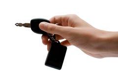 Keys From The Car Stock Photos