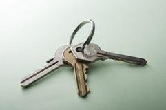 Keys on Green Stock Images