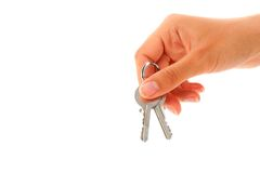 Keys. Royalty Free Stock Photos