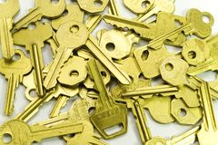 Keys III Stock Photo