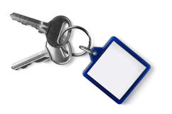 Keys and key fob Royalty Free Stock Photos