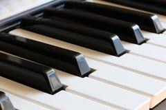 Keys on Keyboard Royalty Free Stock Photos