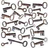 Keys-Keys-Keys Royalty Free Stock Images