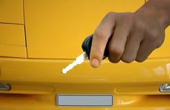 keys lambo royaltyfri foto