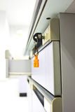keys in lock Stock Images