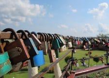 Keys locked herat. Keys locked heart,locked memories Royalty Free Stock Image