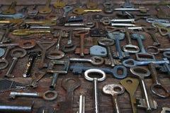 Keys locks royalty free stock photo