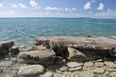 Keys Ocean scenic Stock Photo
