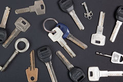Keys set Royalty Free Stock Photos