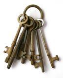 keys skelett Arkivbilder
