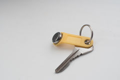 The keys to the apartment and intercom, Royalty Free Stock Photos