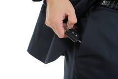 Keys to the car Royalty Free Stock Photos