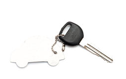 Keys to the car Royalty Free Stock Image