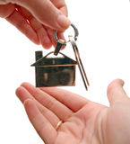 Keys to the house Royalty Free Stock Photography