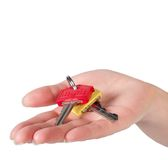 Keys to New Home. House keys sitting in the palm of a woman's hand Stock Photos