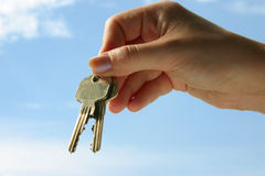 Keys to paradise #2 Stock Photos