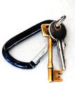 Keys - unlock your potential Royalty Free Stock Images